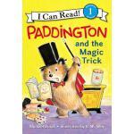 【预订】Paddington and the Magic Trick