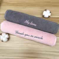 纯棉毛巾洗脸家用柔软吸水全棉男女运动情侣面巾洗澡吸汗 75x35cm