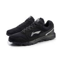 李宁LINING跑步鞋男鞋高达耐磨防滑越野男士运动鞋ARDL003