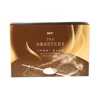 【网易考拉】UCC 悠诗诗 THE ROASTERS焙煎咖啡 滴漏式挂耳手冲咖啡精品礼盒 5袋*3份/盒