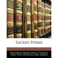 【预订】Sacred Poems
