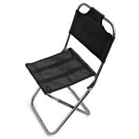 户外折叠凳子便携式轻钓鱼椅折叠椅子马扎火车凳