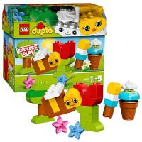 【当当自营】乐高(LEGO)得宝大颗粒积木儿童益智拼插玩具 乐高创意盒 10817
