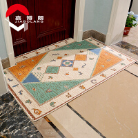 可裁剪门口地垫进门欧式家用防滑脚垫门厅卧室地毯门垫定制简约