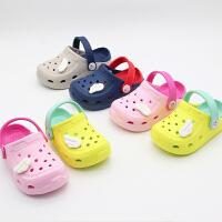儿童拖鞋夏季1-3-岁婴幼儿宝宝凉鞋男女童软底防滑沙滩鞋