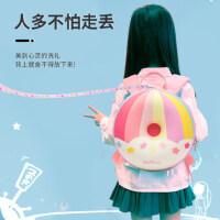 幼儿园书包儿童女孩1234-5岁防走失甜甜圈宝宝小男孩可爱双肩背包