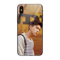 亲爱的热爱的苹果手机壳8plus玻璃壳opporenor17李现同款vivox27x23华为nova
