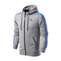 adidas阿迪达斯男子夹克外套连帽开衫休闲运动服S98786