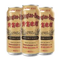 青岛啤酒国潮复古罐500ml*18听 经典1903系列