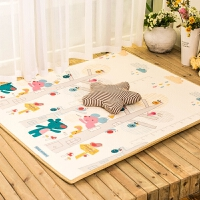 爬行垫XPE2cm环保婴儿童爬爬垫客厅家用无味泡沫游戏地垫