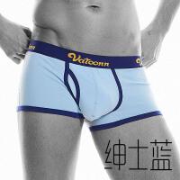 男士内裤平角裤低腰男生四角裤衩棉质大码纯色学生