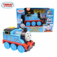 【当当自营】托马斯之探望朋友系列会道歉的托马斯大型电动说话火车头儿童男孩玩具DMY85