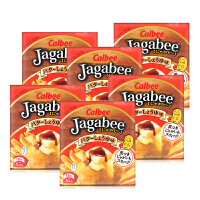 【 网易考拉】【有效期至2018-10-05】Calbee 卡乐比 薯条三兄弟酱油味 18克*5袋/盒