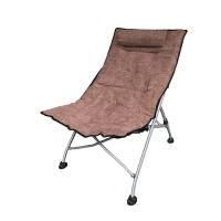 简易躺椅 加固办公室午休椅折叠躺椅午睡椅子靠背椅孕妇休闲椅太阳椅子