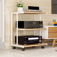 功放机架CD胆机hifi器材打印机架功放柜音响音箱功放机柜子支脚架