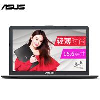 华硕(ASUS) X541SC3160四核独显15.6英寸大屏商务办公超薄便携笔记本电脑 双核3160 4G内存 12