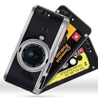 联想S5手机壳创意男女Lenovo K520保护套硅胶软防摔复古全包边
