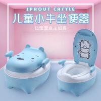 儿童坐便器儿童马桶宝宝座便器婴幼儿卡通便盆小尿盆尿壶一件