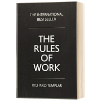 职场法则 第四版 英文原版 The Rules of Work Pearson 经典系列 Richard Templar
