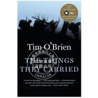 [现货]英文原版 The Things They Carried 士兵的重负 蒂姆奥布莱恩