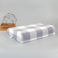 乳胶枕套 棉 儿童记忆枕 乳胶枕枕套 枕头套 夏 浅灰色 1