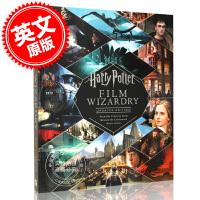 现货 哈利波特电影魔法设定集:来自电影背后的创意团队 新版升*版 英文原版 Harry Potter Film Wiz