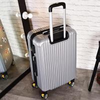 七夕礼物潮流扩展拉杆箱万向轮行李箱男20寸登机箱24寸26寸旅行箱密码硬箱