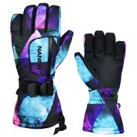滑雪手套 冬季户外运动登山骑行保暖 男女款棉手套