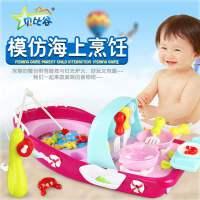 海上�^家家�N房 3-6�q�和��艄庖嬷嵌�合一煮���~玩具�^家家玩具
