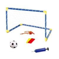 婴侍卫 儿童玩具户外健身85CM足球门 配有足球