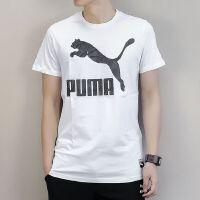 彪马PUMA男短袖T恤2018新款57566166