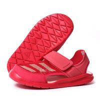 adidas阿迪达斯童鞋2018夏季新款女小童凉鞋运动鞋BA9378