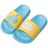 宝宝拖鞋夏男1-6岁男童3婴儿软底儿童凉拖鞋女童夏季新款