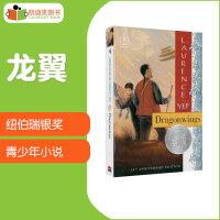 美国进口 1976年纽伯瑞银奖 华裔作家原版英文青少年小说 Dragonwings 龙翼 平装