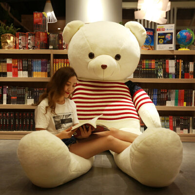 泰迪熊熊猫公仔抱抱熊娃娃女生可爱睡觉抱女孩大熊毛绒玩具送女友 发货周期:一般在付款后2-90天左右发货,具体发货时间请以与客服协商的时间为准