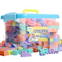 幼儿童塑料积木雪花片益智拼插玩具 2-3-6-8岁宝宝男孩女拼装模型