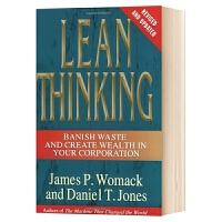 精益思想 Lean Thinking 英文原版 英文版进口原版英语书籍