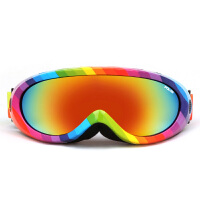 儿童滑雪镜 防雾防风 男女儿童通用款滑雪眼镜登山护目镜