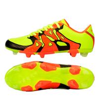足球鞋男女AG长钉比赛训练鞋防滑碎钉学生小孩儿童足球鞋