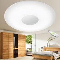 【满200减100】飞利浦(PHILIPS) LED吸顶灯 恒宜 60W 调色温 客厅灯 书房卧室灯