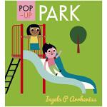 Pop-up立体书 Park 公园 英文原版儿童童书 适合0-3岁