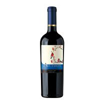 艾维达梅洛干红葡萄酒 智利原瓶进口750ML