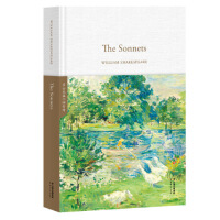 【正版全新直发】The Sons 莎士比亚十四行诗(全英文原版,精装珍藏本) 果麦文化 出品;WILLIAM SHAK