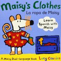 Maisy's Clothes La Ropa de Maisy(Boardbook)小鼠波波的衣服(英语-西班牙语独
