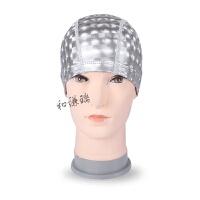 新款时尚竞速水立方PU舒适游泳帽男女大号训练比赛装备