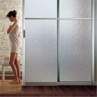 静电磨砂玻璃贴膜透光不透明办公室浴室卫生间窗花窗户贴纸防走光