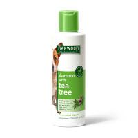 【网易考拉】Oakwood 宠物茶树精华沐浴液 280毫升