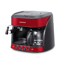MORPHY RICHARDS/摩飞电器 MR4625美式意式半自动 家用商用咖啡机