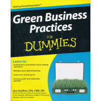 Green Business Practices For Dummies(ISBN=9780470393390) 英文