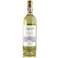 法国原瓶原装进口  拉菲传奇波尔多干白葡萄酒2015年 750ml